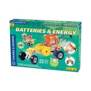 batteries&energy