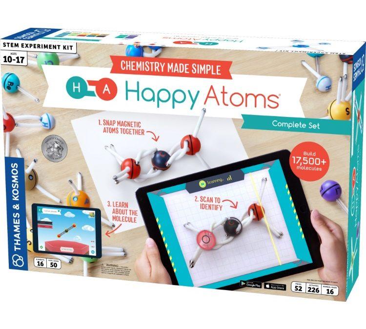 Happy Atom Complete Set