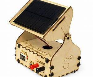 Solar Science Station