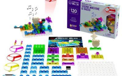 Circuit Blox Circuit Board Building Blocks Toys